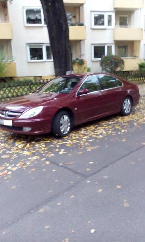 Peugeot 607 Automatik  V Autogas LPG