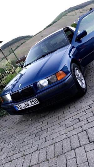 BMW e36 Compact 316i