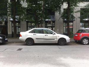 Ford Focus BJ PS* für BASTLER mit TÜV