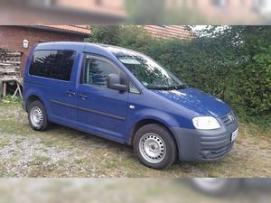 VW Caddy Life Tdi
