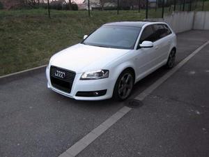 Audi A3 2.0 TDI Sportback DPF S line Sportpaket (plus)