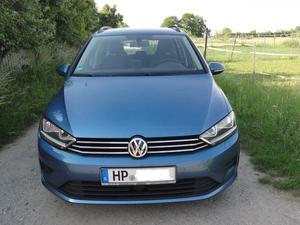 Golf Sportsvan TSi - Comfortline - blaumetallik - Garantie