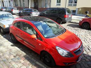 OPEL Corsa V Color Edition, echte  km!