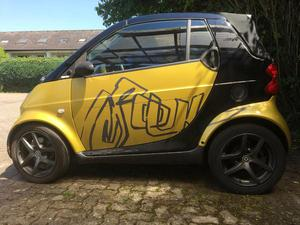 SMART CABRIO SONDERMODELL GRAFITTI