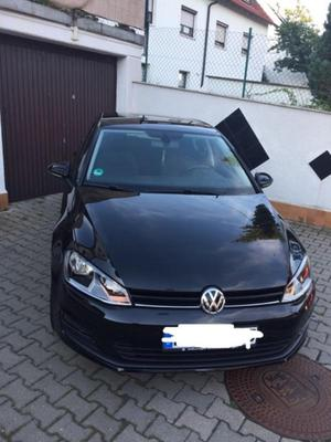 Volkswagen VW Golf VII 1.2 TSI Comfortline Bluemotion