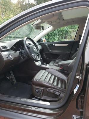 VW Passat Alltrack 2.0 TDI 4Motion DSG