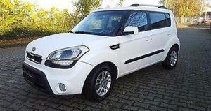 Kia Soul 1.6 CRDi Aut. White Collection