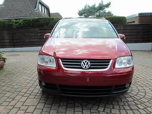 VW Touran 1,9 TDi 7 Sitzer