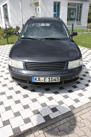 Volkswagen VW Passat Variant 1.6 3B Schiebedach, AHK