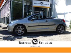 Peugeot 207 CC Sport Automatik Klima Alu R17 TÜV NEU