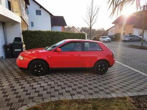 Audi A3 1.8L 125ps