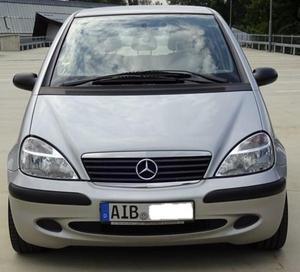 Mercedes-Benz A 170 CDI L Classic Automatik
