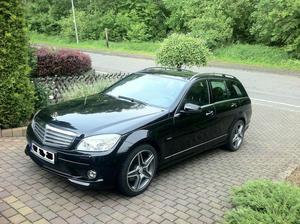 Mercedes-Benz C 320 T CDI DPF
