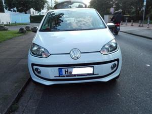 VW UP White UP