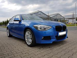 BMW 120d M - Sportpaket - NAVI Xenon DAB Nichtraucher
