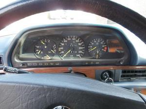 Mercedes Benz 300 Se mit H Kennzeichen