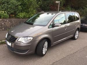 VW Touran 1,4 TSI Sondermodell United