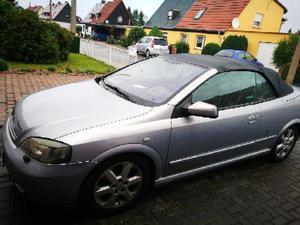 Cabrio Opel Astra G tüv bis mai