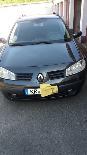 Renault Megane Grandtour Bj. km. Tüv