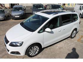 SEAT Alhambra Style Plus 2,0 TDi Navi 7-Sitze Alcantara
