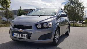 Chevrolet Aveo 1.4 LTZ sehr wenig Kilometer