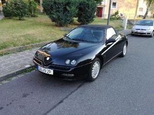 Alfa Romeo Spider Notverkauf