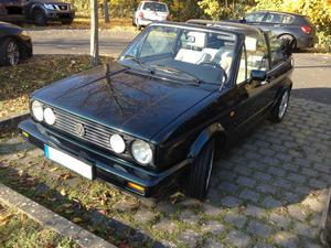 VW Golf I Cabrio Classic Line