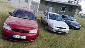 Ford Focus mk1, GHIA