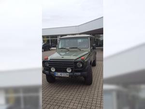 Verkaufe Mercedes G Model