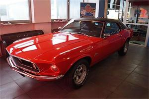 Ford Mustang 302 Serie 3 F-Code