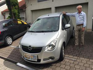Agila Opel B 1,2litr