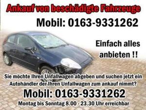 Autoankauf Audi A3 - Unfallwagen Ankauf Audi A3