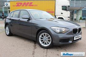 BMW 118dA 5-Türer Navi Sitzh.SpeedLimit PDC