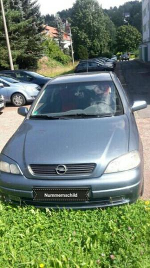 Opel Astra G Edition 100