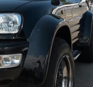 Toyota RAV4 - Suche Delta 4x4 Kotflügelverbreiterung I