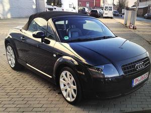 Verkauf Audi TT 1,8 T Roadster Leder Sitzheizung Scheckheft