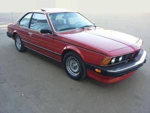 BMW 635CSi E24 Oldtimer Rostfrei