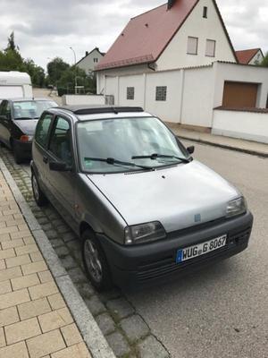 Fiat Cinquecento 0,9 Liter, 39 ps