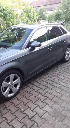 Audi A3 Ambition Sportback 2.0 TDI mit 184 PS