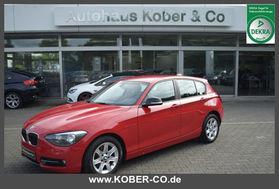 BMW 118dA Sport Line Garantie Navi Sitzheizung PDC