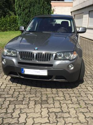 BMW X3 gebraucht, Diesel, super Ausstatung