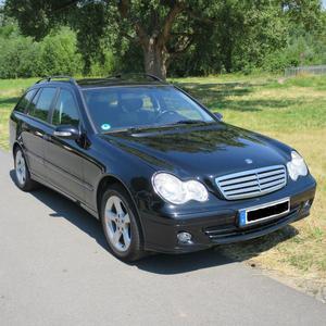 Mercedes-Benz C 180 T Kompressor Automatik mit LPG Gasanlage