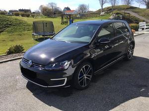 Volkswagen Golf GTE 1.4 TSI Plug in Hybrid DSG Navi Xenon