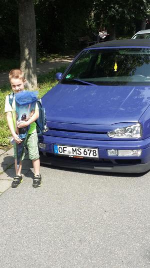 Golf 3 Cabrio zum verkauf oder tausch