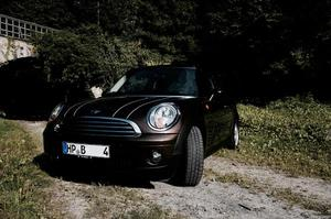 Mini Cooper Clubman Farbe Hot Chocolate  Km