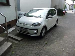 VW UP!, High up,Weiß,