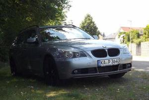 BMW 525d Touring Halbautomatik !