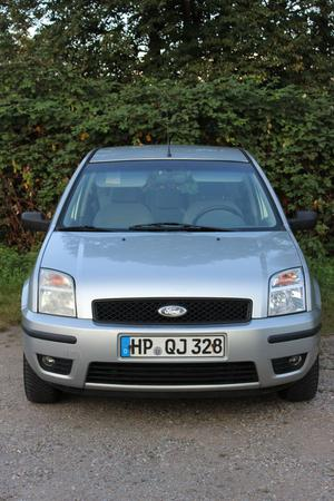 Ford Fusion 1.4 TDCI, Klima, Zv,Sv