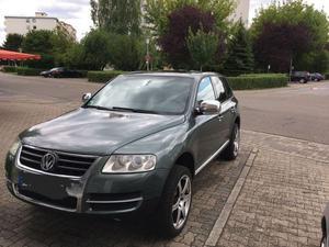 VW Touareg 3.2 l v6 mit Gasanlage