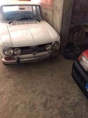 Alfa Giulia Bj: